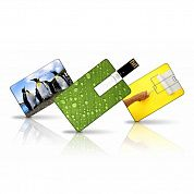 USB Flash GOODRAM BULK Credit Card plastic + BOX